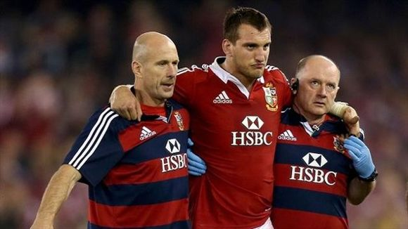 Is Sam Warburton the new Stephen Ferris?