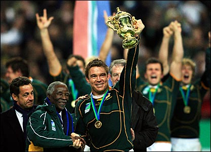 Rugby World Cup 2007: It's All Over!